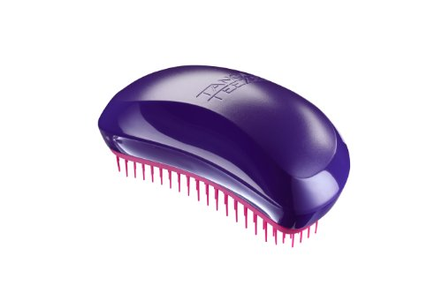 Tangle Teezer Brush Salon Elite Professional Detangling Hairbrush Purple