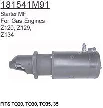181541M91 Massey Ferguson Parts Starter MF TO20, TO30, TO35, 35