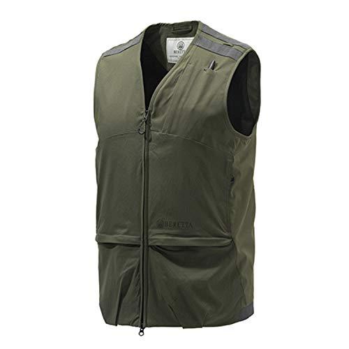 ber Beretta - Chaleco técnico Active Hunt Evo Vest Green, talla L