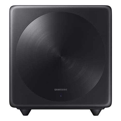 """SAMSUNG SWA-W500 Wireless Subwoofer - 10"""" (SWA-W500/ZA, 2020) , Black"""
