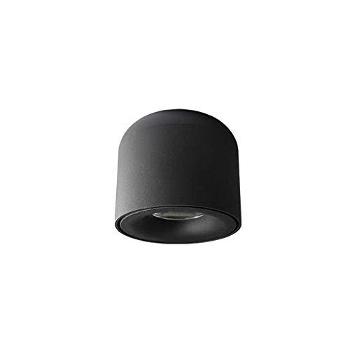 Pride S Downlight Led-wandversnelling, plafondlamp, pijler, spotje, woonkamer, vrije opening, energie-efficiëntie +