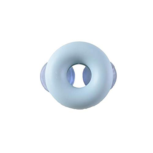 SUOVK Portacepillos Soporte para Cepillo De Dientes De Succión De Pared De Cuatro Agujeros Soporte para Ahorrar Espacio Colgador Bucal Marco De Enjuague Bucal Accesorios De Baño