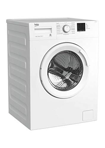 Beko WTX81031W lavatrice Libera installazione Caricamento frontale Bianco 8 kg 1000 Giri/min A+++