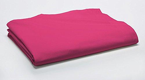 Drap plat 240x300cm 100% coton 57fils JUS MYRTILLE - Collection TODAY IDHOUSSE