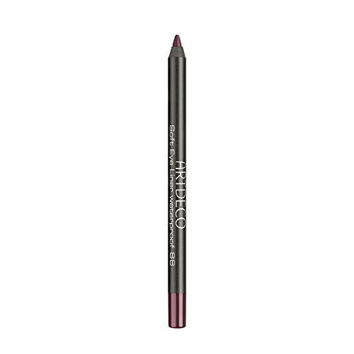 Artdeco Soft Eye Liner Waterproof Kajalstift 88 Deep Berry, 1.2 g