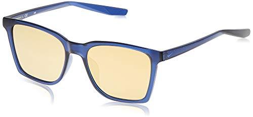 Nike Bout CT8105 colore 410 (Blu con lente Oro Specchiata) Occhiali da Sole Unisex