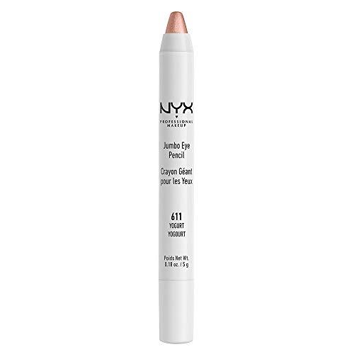 NYX PROFESSIONAL MAKEUP Jumbo Eyeliner Pencil - Yogurt, Pearly Light Brown