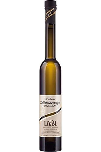 Liebl Blutorangen Edel-Brand Von Sizilianischen Blut-Orangen (350 ML)