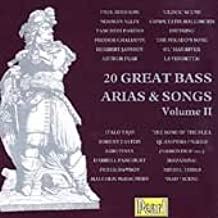 20 Great Bass Songs & Arias, Volume 2