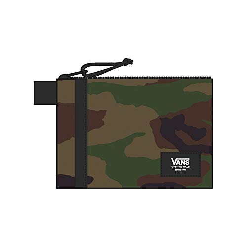 Vans Ss20 Vans Pouch Portemonnaie, Klassisches Camouflage-Muster (Mehrfarbig) - VN0A3HZX97I1