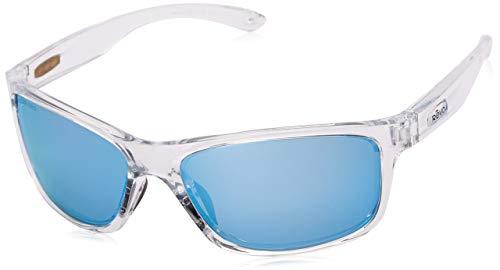 Revo Polarized Sunglasses Harness Wraparound Frame