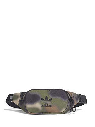 adidas GN3187 Camo Waistbag Running belt unisex-adult hemp/wild pine/black NS