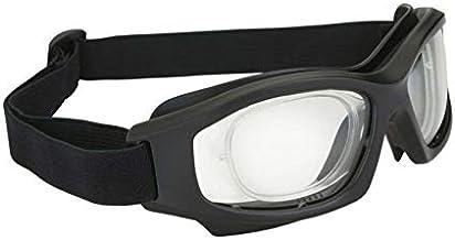 Oculos Danny Incolor Ideal Para Futebol Proteção Clip Grau