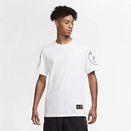Camiseta Nike Air Jordan x PSG Hombre - Msdsport -Masdeporte