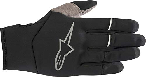 Alpinestars Aspen WR Pro MTB Handschuhe, Schwarz/Mittelgrau