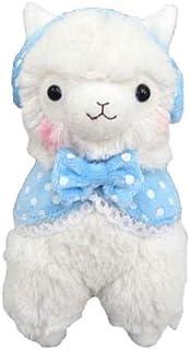 "Llama Girly Alpaca 7"" Prime Plush (White)"