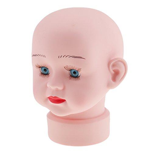 baby mannequin head - 3
