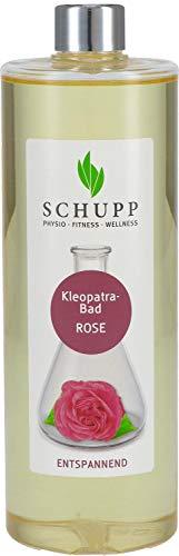 Kleopatra-Bad Rose 2,5 l Der Duft wildwachsender Rosen umschmeichelt Haut und Sinne