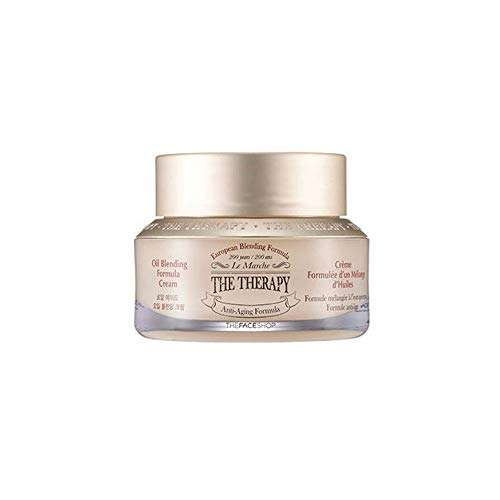 The Face Shop The Therapy Oil Blending Cream