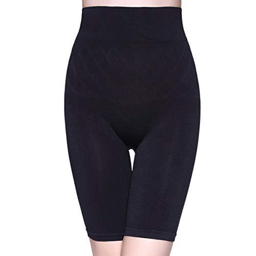 Dilency Sales Heavy-Shapewear-Women's Control Body Shaper (Best Fits Upto 32 to 36 Waist Size) Fits Upto- M, L, XL (Lovely Black)