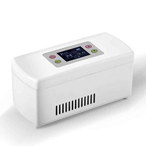 Draagbare koeler 2 tot 8 graden Celsius, koelbox/geneeskunde, koeler reefer/kleine koelkast voor autoreizen