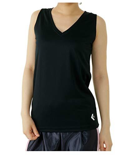 [コンバース] アンダーシャツ バスケット 試合/練習用 吸汗 速乾 トレーニング ウィメンズ ゲームインナーシャツ CB351703 ブラック M