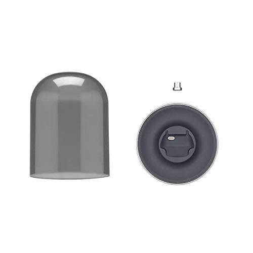 Linghuang basislader voor Drone DJI Mavic Mini basis-oplader voor accessoires voor AVCE drone, transparante en magnetische kop micro-USB
