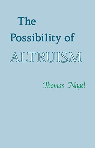 The Possibility of Altruism (English Edition)