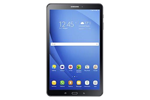 Samsung Galaxy Tab A 2016 Tablet, Processore Exynos 7870, 2 GB RAM, Nero