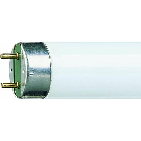Philips TL-D Lot de 10ampoules fluorescentes, 58W, couleur de la lumière: blanc neutre 840
