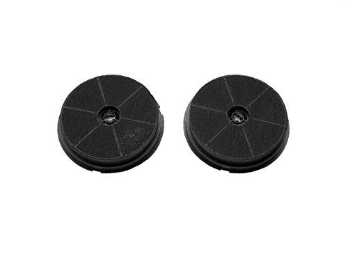 Smeg FLT6 Filter für Dunstabzugshaube, 1 Stück, Filter, Schwarz, Smeg