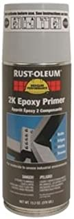 Aerosol 2K Epoxy Primer, Gray, 13.2 Oz