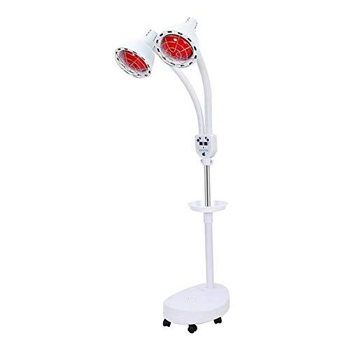 WRJ lámpara infrarrojos Terapia física, lámpara calor para El salón belleza lámpara infrarrojos Volver Salud salón infrarrojos radiadores calor lámpara calentamiento de la lámpara infrarroja