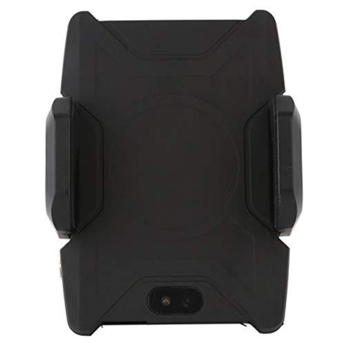 Nrpfell Soporte para Cargador de Coche Sin Cables Sensor de Infrarrojos Sensor de Infrarrojos Automático Carga Rápida Toma de Aire para iphonex 8Samsung