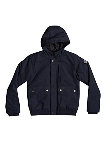 Quiksilver New Brooks - Water-Resistant Hooded Jacket for Boys 8-16 - Jungen 8-16