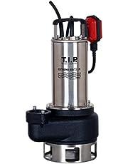 T.I.P. 30168 Professionele dompelpomp en bouwpomp Extrema 400/11 Pro (2 inch aansluiting verticaal), tot 24.000 l/h debiet