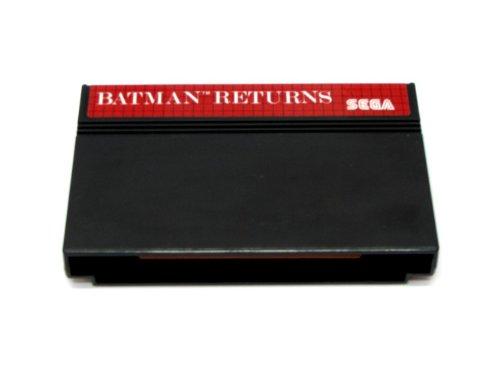 Batman Returns Sega Master System