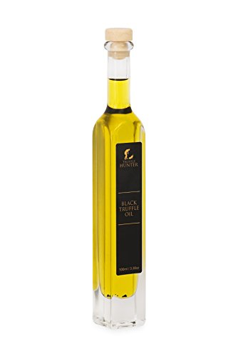 Photo of TruffleHunter Black Truffle Oil (100ml) [Double Concentrated] in a Gift Bottle