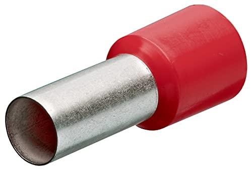 KNIPEX Aderendhülsen mit Kunststoffkragen je 100 Stück 97 99 337