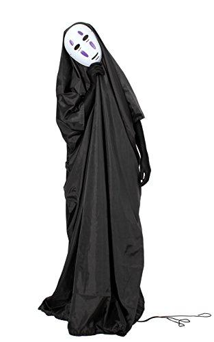 『カオナシフルセット マスク&ロング手袋付き コスチューム フリーサイズ』の5枚目の画像