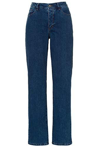 GINA LAURA Damen bis Größe 3XL | Jeans Carla | Komfortjeans in Kurz- und Normallänge | Slim-Fit | 5-Pocket-Form | Blue 20 713057 92-20