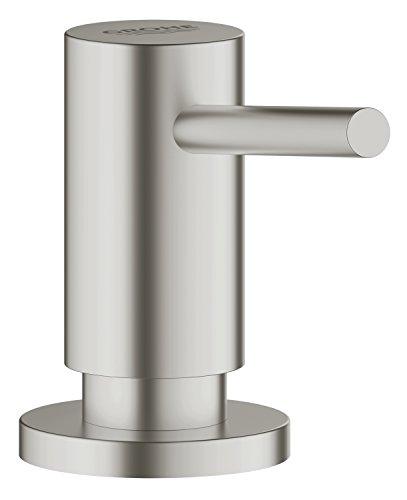 GROHE Accessories Küche - Spülmittelspender Cosmopolitan (supersteel, für Flüssigseifen) 40535DC0