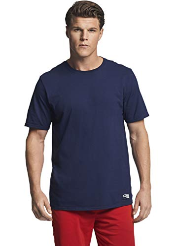 Russell Athletic Men's Essenital Short Sleeve tee, Marino