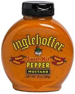 Inglehoffer Sweet Hot Pepper Mustard 283g