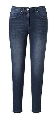 Pamela Slim Superstretch Shaping-Jeans Blue Denim 1802 (38)