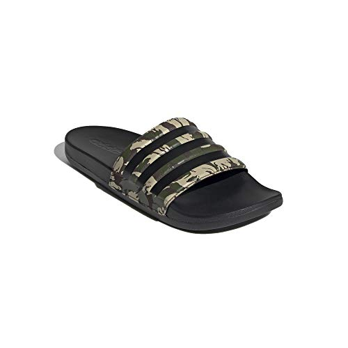 adidas Comfort Adilette - Chanclas, color Negro, talla 42 EU