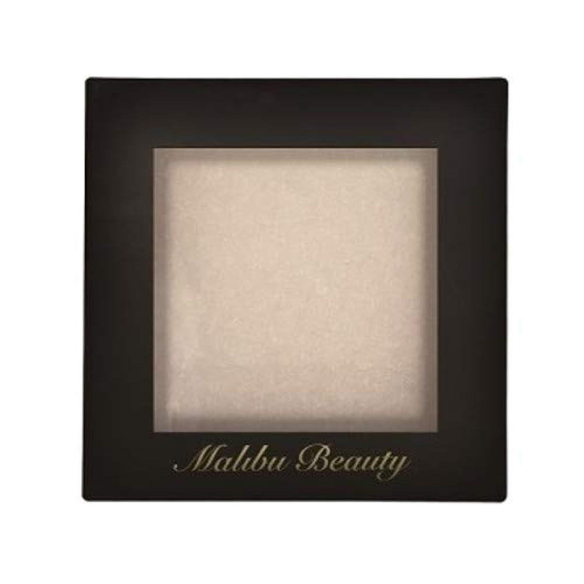 承知しました眼ミリメートルマリブビューティー シングルアイシャドウ ベースカラーコレクション シア―ホワイト MBBA-01 1.6g