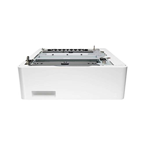 HP CF404A LaserJet Pro Sheet Feeder,White, 550 Pages