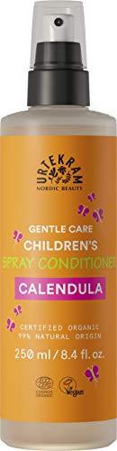 Urtekram Acondicionador para Niños en spray sin aclarado BIO, Calendula, 250ml