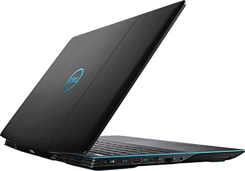 Product Image 1: New_Dell_G3 15.6″ FHD (1920 x 1080) 120Hz LED Display Gaming Laptop, 10th Gen i5-10300H, GTX 1650 4GB, 8GB RAM, 256GB M.2 PCIe SSD, Backlit Keyboard, Wi-Fi 6, HDMI, Win 10 home with Santax Accessories